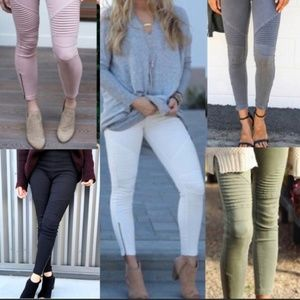 Moto Legging - Must have in your wardrobe!!!!